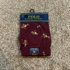 Polo Ralph Lauren Teddy Bear Boxers